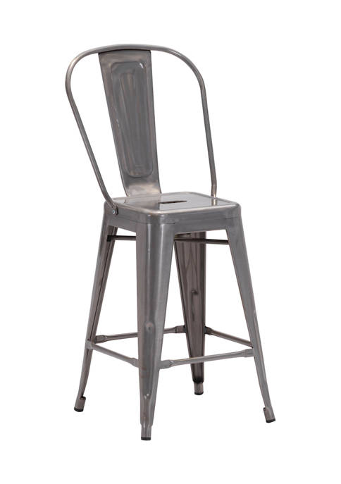 Zuo Elio Counter Chair