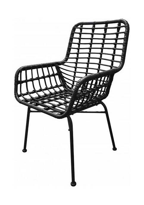 Set of 2 Natural Lyon Chair