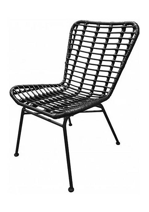 Set of 2 Natural Lorena Chair