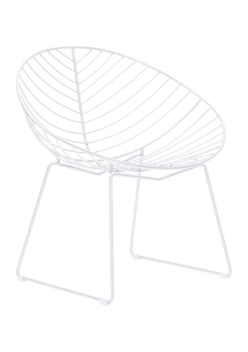Zuo Set of 2 Hyde Outdoor Lounge Chair