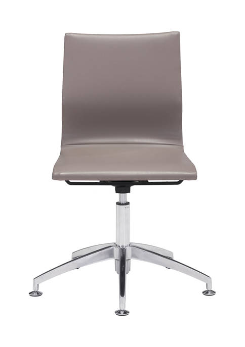Glider Conference Back Office Chair