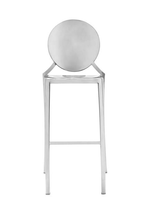 Zuo Eclipse Bar Chair