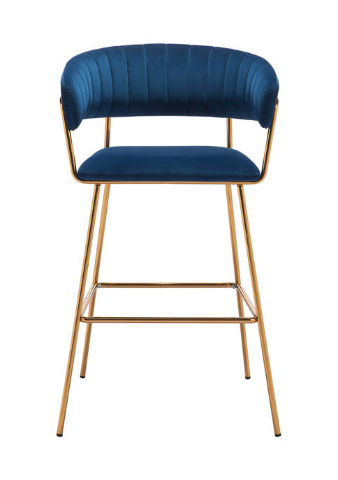 Zuo Hanna Bar Chair