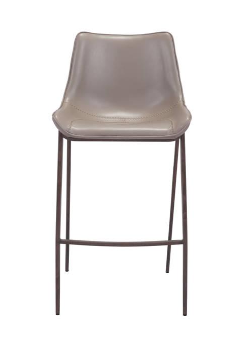 Zuo Magnus Bar Chair