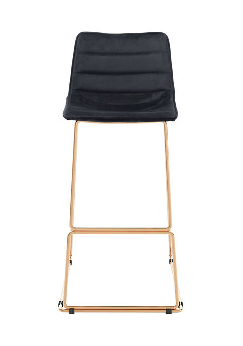 Zuo Adele Bar Chair