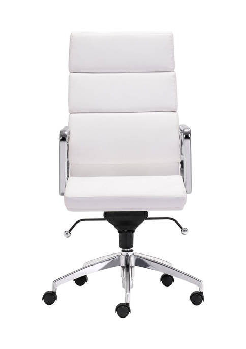 Zuo Engineer High Back Office Chair
