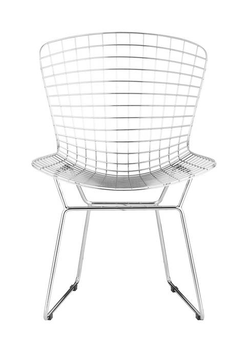 Wire Dining Chair - Set of 2