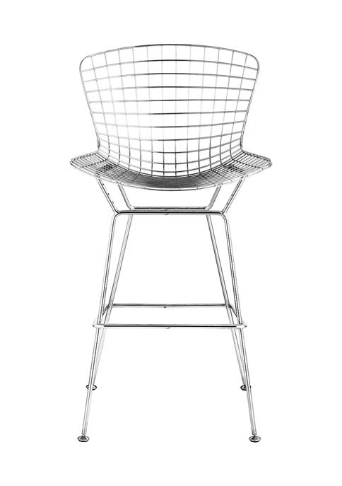 Wire Bar Chair - Set of 2