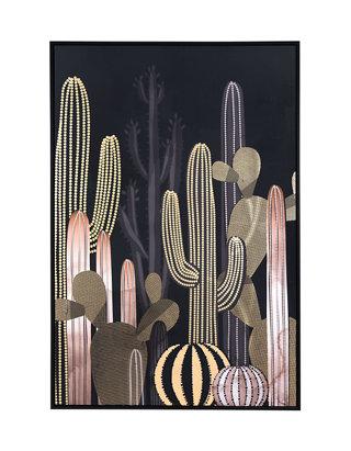 Small Zuo Cactus White