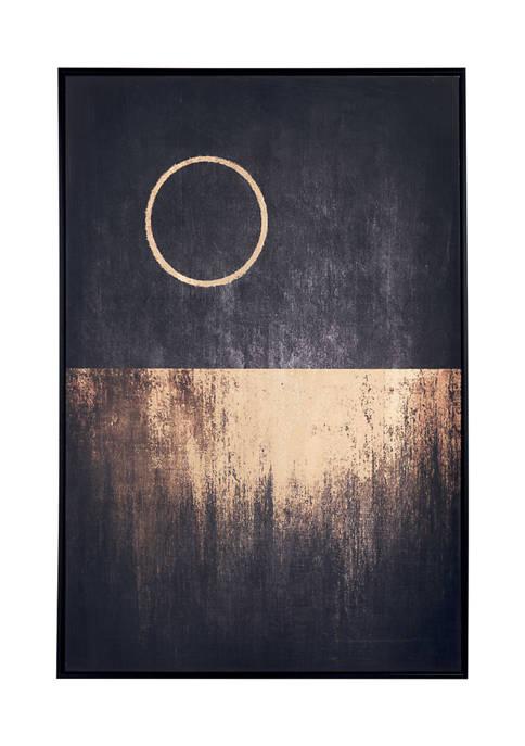 Zuo Full Moon Rises Canvas