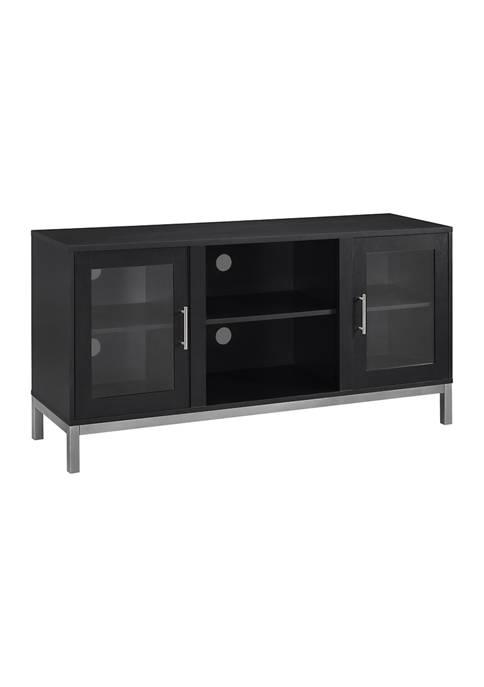 Bridgeport Designs 52 Inch Contemporary Modern TV Stand