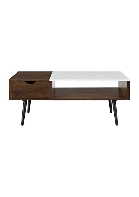 Bridgeport Designs Mid Century Coffee Table