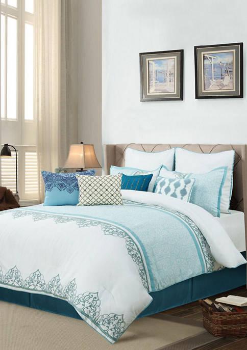 Angela Comforter Set
