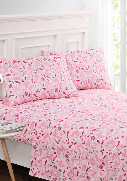 Harper Lane Pretty in Pink Sheet Set