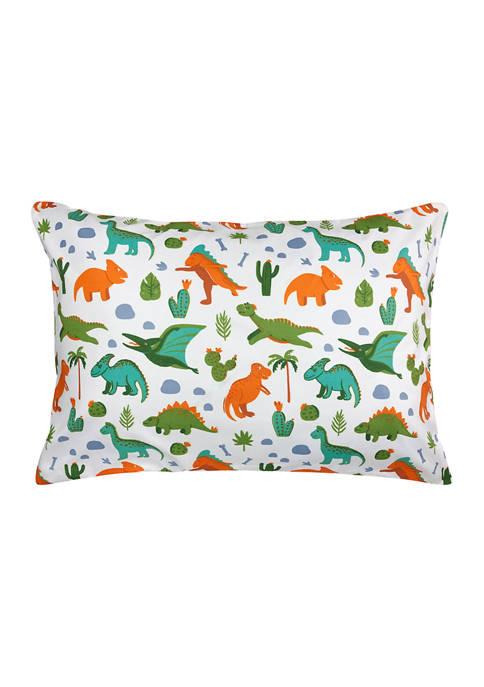 Harper Lane Dinosaur Park Bed Pillow