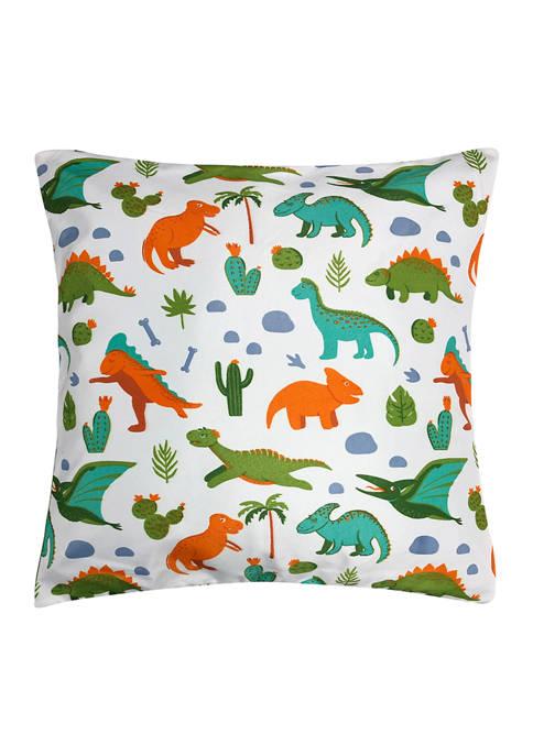 Harper Lane Dinosaur Park Decorative Pillow