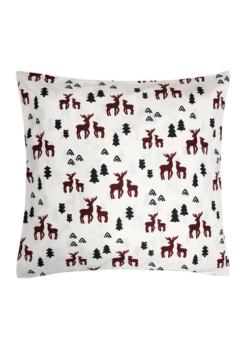 Harper Lane Deer Decorative Pillow
