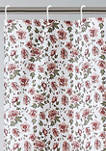 Betty Roses 13-Piece Shower Curtain Set