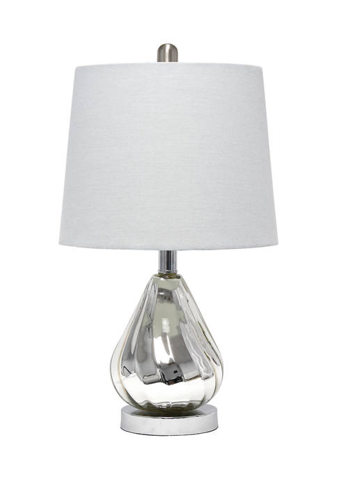 Lalia Home Kissy Pear Table Lamp with Fabric