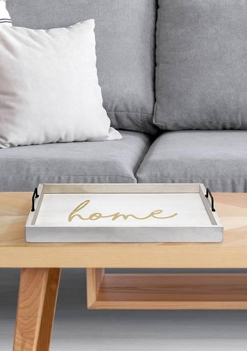 Elegant Designs Home Serving Tray