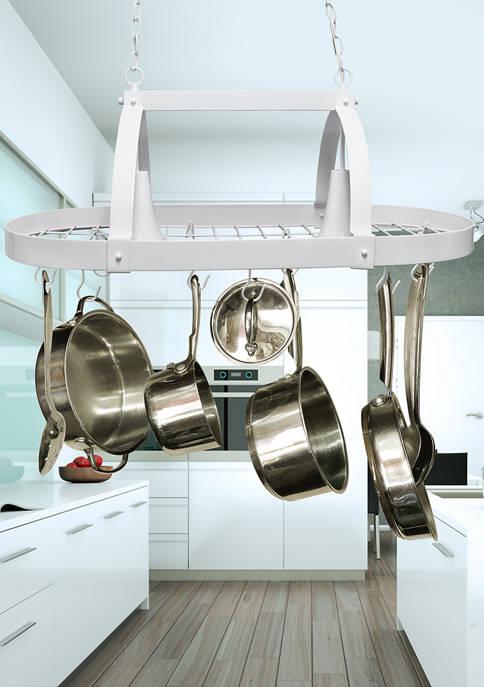 Elegant Designs Home Collection Two Light Kitchen Pot