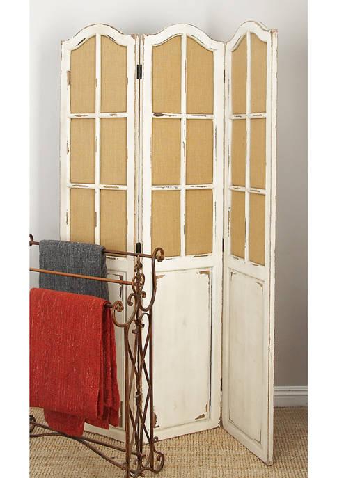 Wooden Decorative Room Divider