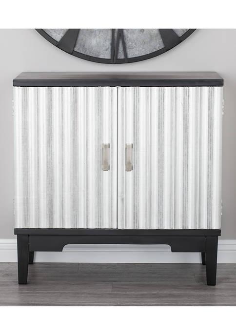 Monroe Lane Modern Wood Cabinet