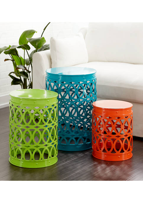 Set of 3 Trio Accent Tables