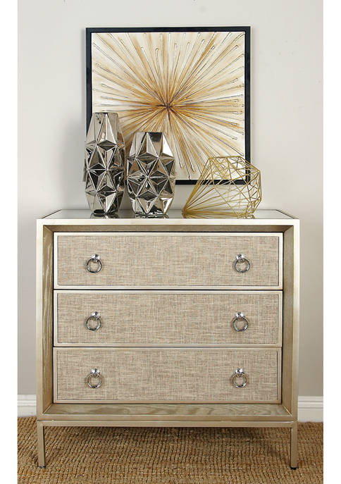 Monroe Lane Mirror Square Dresser