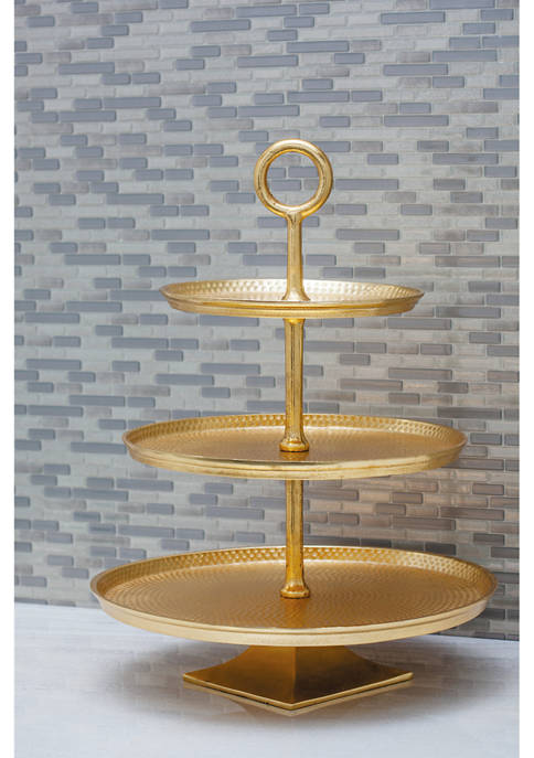 3-Tiered Tray Stand