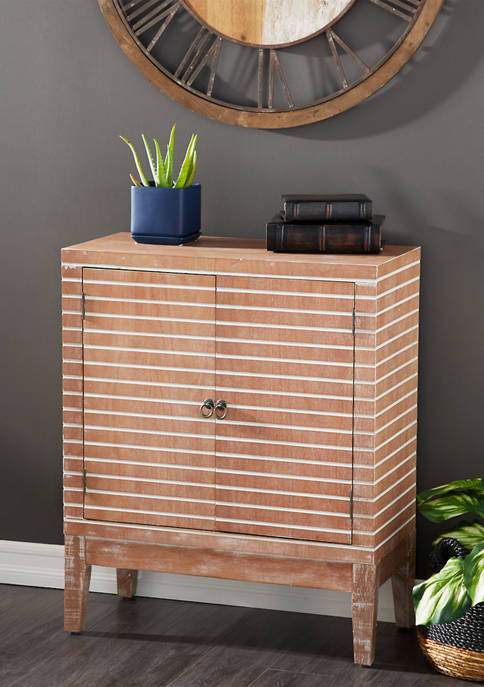 Monroe Lane Contemporary Wooden Cabinet