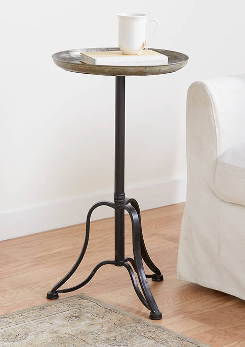Metal Tray Table