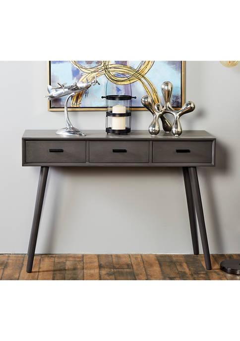 Monroe Lane Contemporary Wooden Console Table