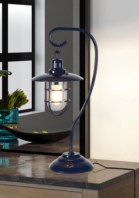Hinkley & Carter Bay Nautical Lantern Lamp