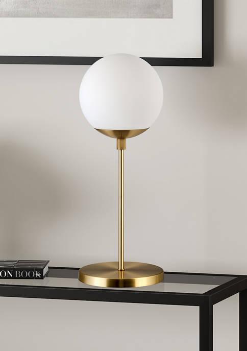 Hinkley & Carter Theia Blackened Bronze Globe Table