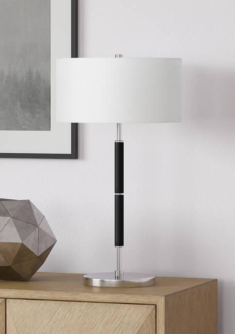 Hinkley & Carter Simone Black Table Lamp