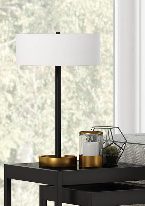 Lena Marble Table Lamp