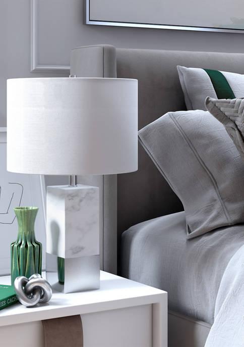 Hinkley & Carter Lena Marble Table Lamp