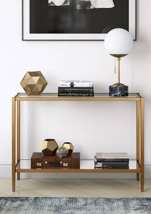 Hinkley & Carter Hera Mirrored Console Table