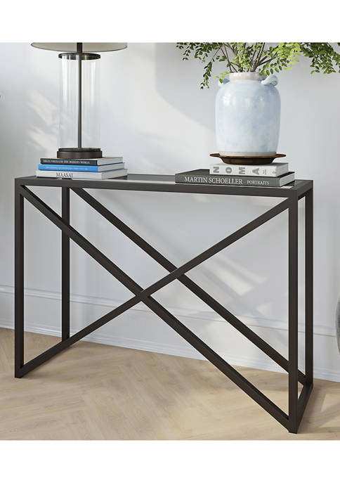 Hinkley & Carter Calix Console Table