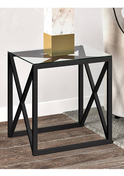 Hinkley & Carter Dixon Side Table