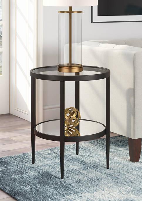 Hinkley & Carter Hera Mirrored Side Table