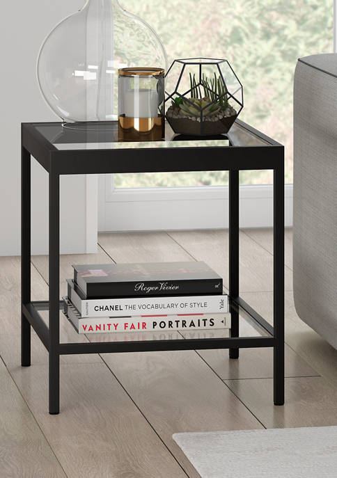 Hinkley & Carter Alexis Side Table