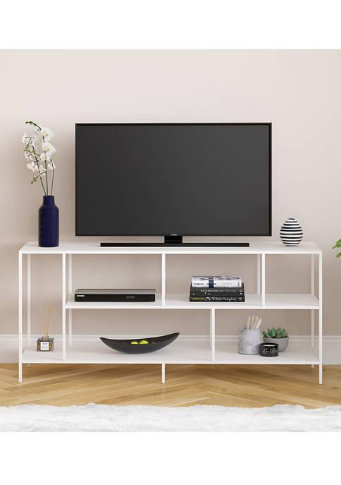 Hinkley & Carter Winthrop Three Shelf Tv Stand
