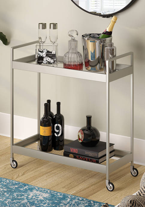 Hinkley & Carter Cooper Bar Cart