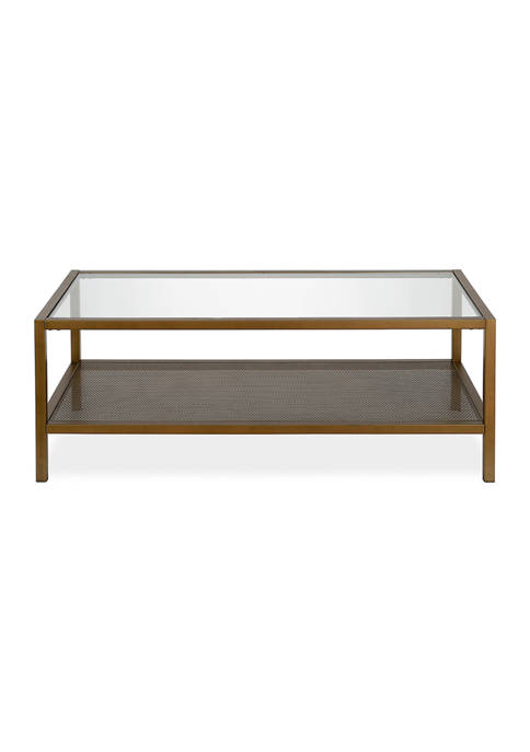 Hinkley & Carter Rigan Rectangular Coffee Table In