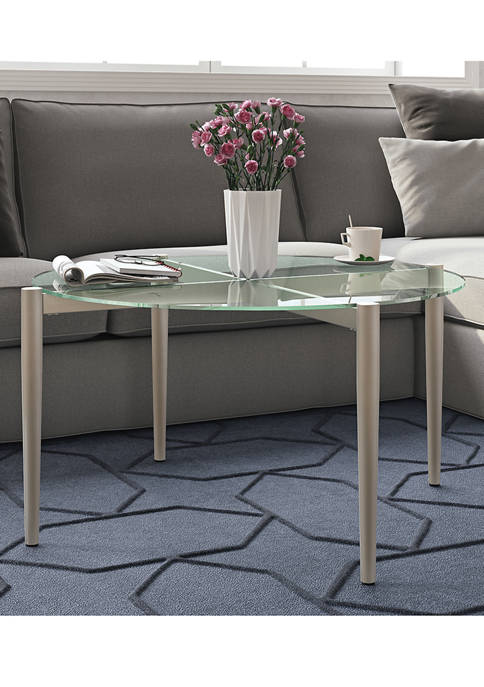 Hinkley & Carter Kadmos Round Coffee Table In