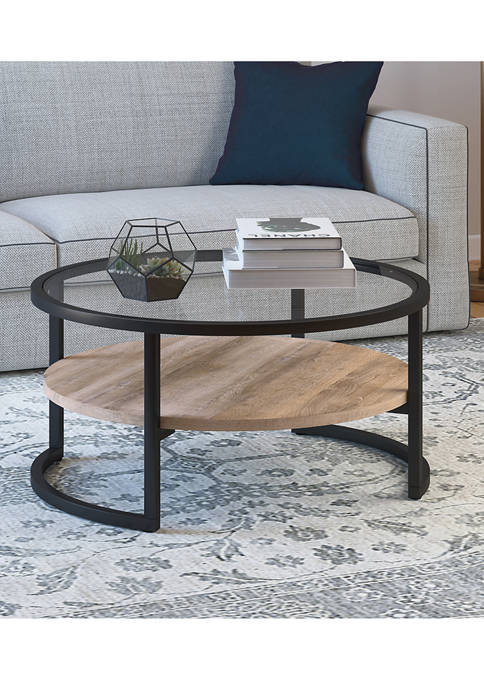 Hinkley & Carter Winston Round Coffee Table In