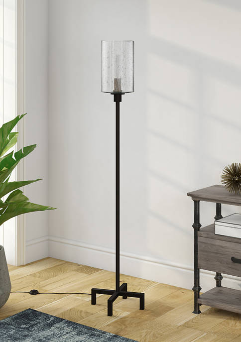 Hinkley & Carter Panos Floor Lamp With Seeded