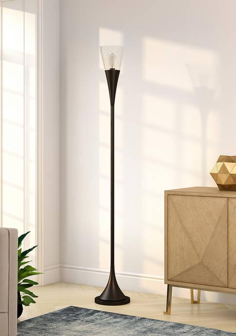 Hinkley & Carter Moura Torchier Floor Lamp